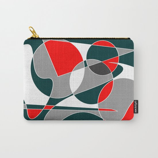 Abstract #76 Carry-All Pouch