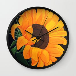 Saving Summer Wall Clock