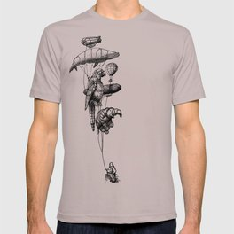 The Helium Menagerie T-shirt