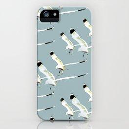 Seagull clones iPhone Case