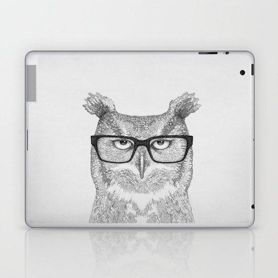 Earnest Laptop & iPad Skin