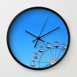 Ferrisweel Wall Clock