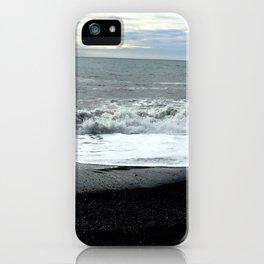 Icelandic waves iPhone Case