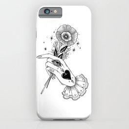 a Kind Flower iPhone Case
