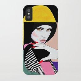 Technicolor iPhone Case