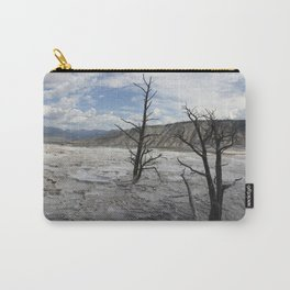 Mammoth Hot Spring  Terrace Carry-All Pouch