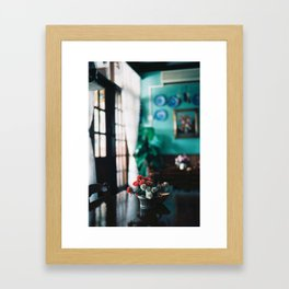 A Bouquet Framed Art Print