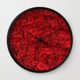 Rouge Wall Clock