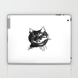 Cat Zzz... Laptop & iPad Skin