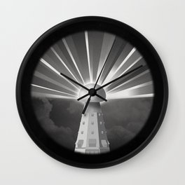 The Death Ray Wall Clock