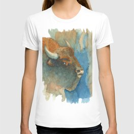 Wary Bison T-shirt