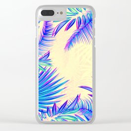 Nature IV Clear iPhone Case