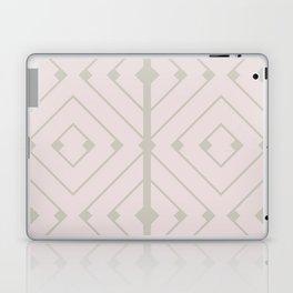 MONO:CHROMA Geometrica Earthy Pink II Laptop & iPad Skin