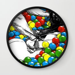 asc 470 - Games allowed in the store after closing time Wall Clock
