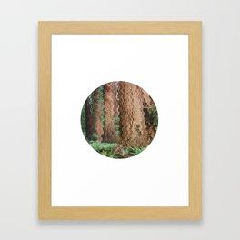 CRKL LUXATIS Framed Art Print