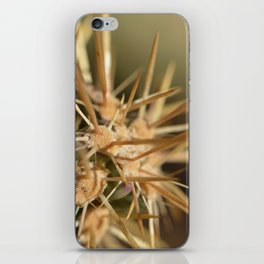 Prickles iPhone Skin