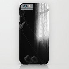 Window Flowers iPhone 6s Slim Case