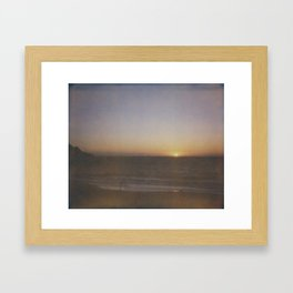 Baker Beach, San Francisco 1 Framed Art Print