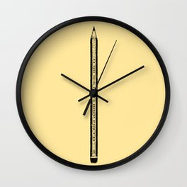 A WHOLE UNIVERSE IS HIDDEN INSIDE HERE Wall Clock
