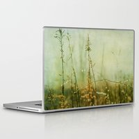 meditation Laptop & iPad Skins featuring Meditation by Olivia Joy StClaire