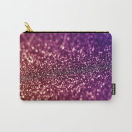 Midnight Glitter  Carry-All Pouch