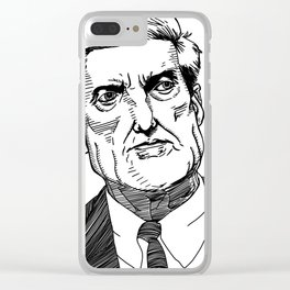 Robert Mueller III Phone Case Clear iPhone Case
