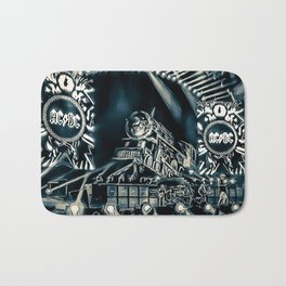 Runaway Train - Graphic 2 Bath Mat
