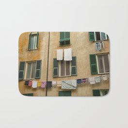 Hanging laundry Bath Mat