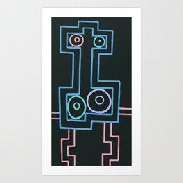 self.y. Art Print