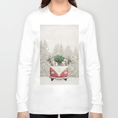 NEVER STOP EXPLORING - X-MAS Long Sleeve T-shirt