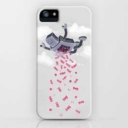 Oh, Happy Day! iPhone Case