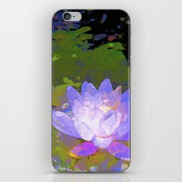 Pond Lily 29 iPhone Skin