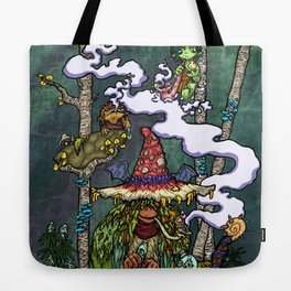 Magda of the Wildwoods Tote Bag