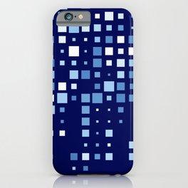 Night city lights iPhone Case