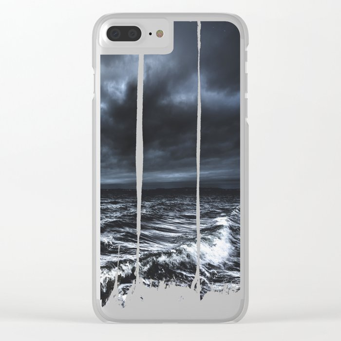 Im fading again... Clear iPhone Case