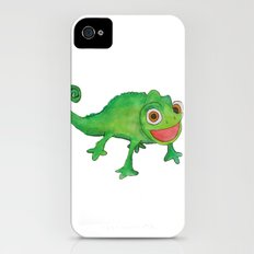 Pascel (From Tangled) Watercolor iPhone (4, 4s) Slim Case