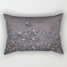 lake erie rocks Rectangular Pillow