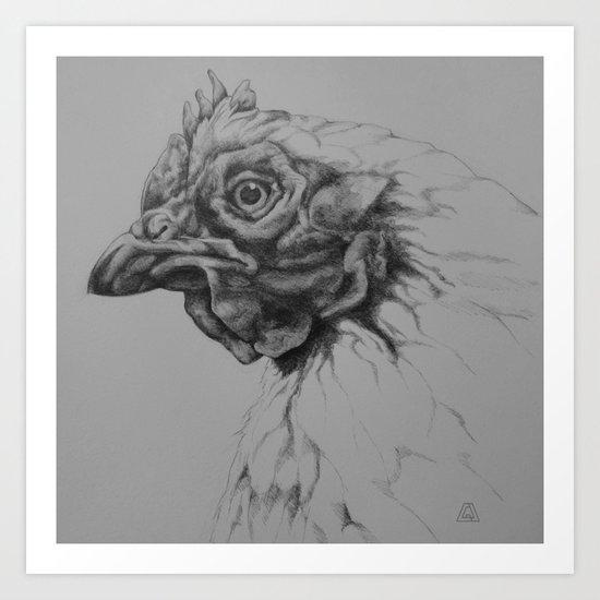 Aimee Art Print