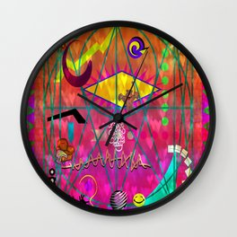 I Fall For You Every Day Wall Clock