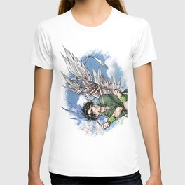 """""""They can't break my wings of freedom"""" T-shirt"""
