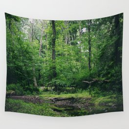 In the Woods Wall Tapestry