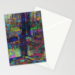hypothetical attachment to basest rationalizations Stationery Cards