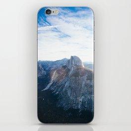 Glacier Point iPhone Skin