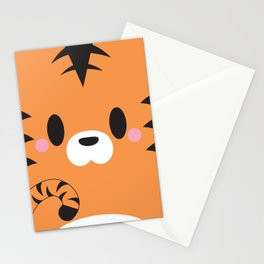 Tiger Block Stationery Cards