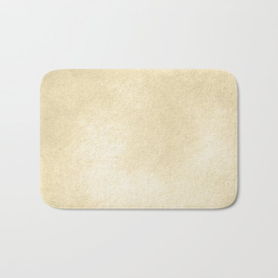 Simply Antique Linen Paper Bath Mat