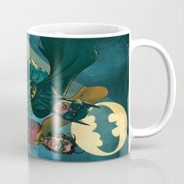 bat man the watch men justice league man of steel Coffee Mug