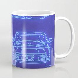 GR Supra Mk 5 Coffee Mug