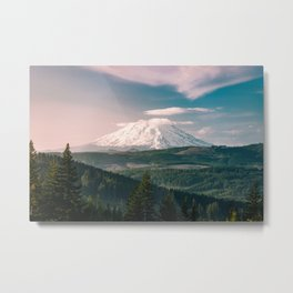 Saints and Sinners - 126/365 Nature Photography Mount St. Helens Metal Print