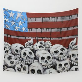 these colors run Wall Tapestry