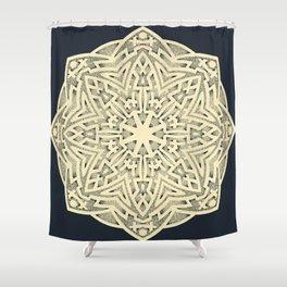 Mandala 4 Shower Curtain